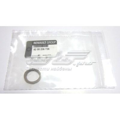Кольцо уплотнительное впускного коллектора renault logan 16кл. megan 1.6 16кл. (уплотнитель впускного коллектора (резиновое кольцо))