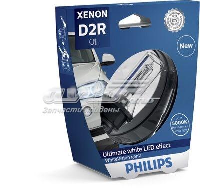 Лампа! xenon (d2r) 35w p32d-3 whitevision gen 2 (лампа d2r 85v(35w) white vision (gen2) 1шт. в пласт.коробке)