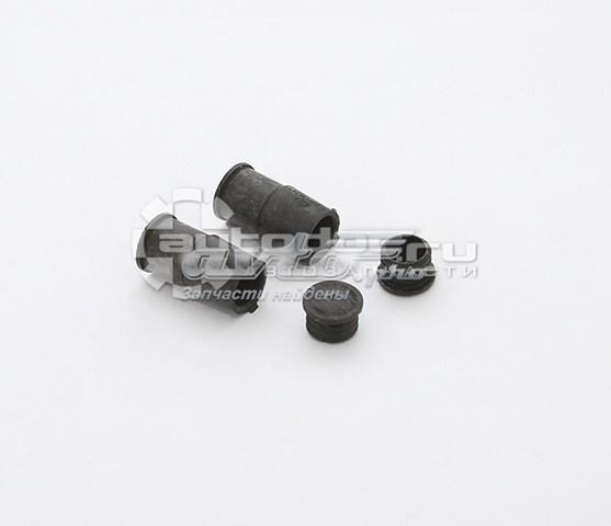 Комплект втулок тормозного суппорта переднего 09 (1 комплект направляю)
