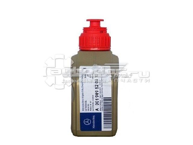 Масло редукторное синтетическое 0.5л- заднего моста (235.61) (масло трансмиссионное 0.5л)
