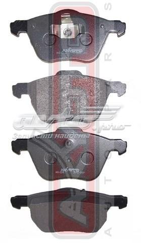 Колодки тормозные дисковые передние (колодки тормозные дисковые передние, комплект/ ,/)