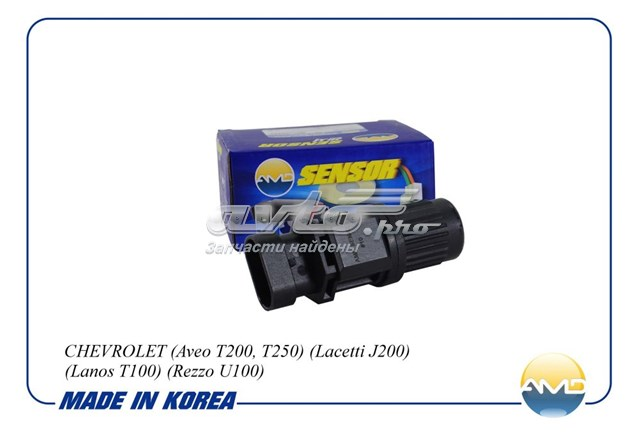 .sen42_датчик расстояния (датчик скорости chevrolet (aveo t200, t250) (lacetti j200) (lanos t100) (rezzo u100))