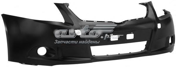 Бампер передн не грунт toyota (бампер передн не грунт toyota: avensis 05.09-01.12)