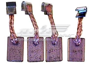 C_щетки стартера! bosch 7x10x14 12v (щетки стартераbosch 7x10x14 12v vag,peugeot,renault,volvo 340)