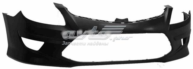 Бампер передн не грунт hyundai (hy i-30 10- бампер передний черный)