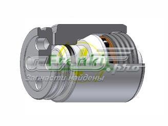 Поршень суппорта с механизмом ford focus / mazda 3 / 3 11-04-> / opel vectra b (поршень суппорта с механизмом ford focus / mazda 3 / 3 11-04- / opel vectra b)