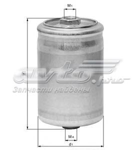 Фильтр топливный (фильтр топливный rover h=115.0 d=55.0 knecht)