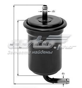 Фильтр топливный kl515 (фильтртопливный)