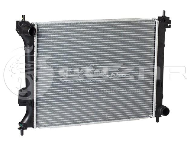 Радиатор hyundai i20 1.2-1.6 m/t 09- (радиатор охл. для а/м hyundai i20 (09-) mt ())