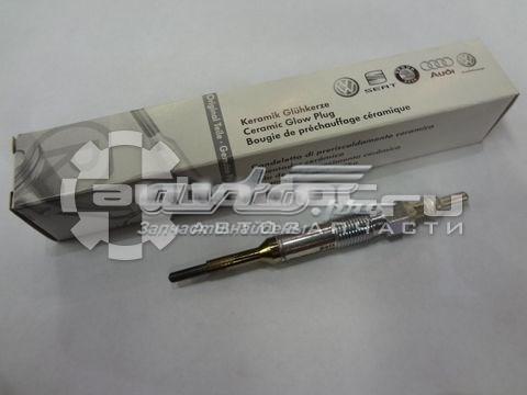 Свеча накаливания керамическая (свеча накаливания керамическая vag: 1.4-5.0 tdi (типа cz104 ngk))