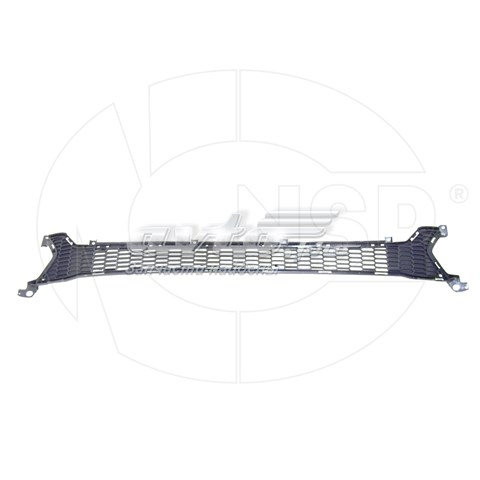 Решетка бампера переднего kia cee'd ii (12-15) (решетка бампера переднего kia ceed ii (-15))