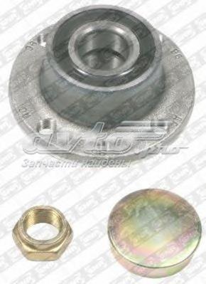 Ступица в сборе r158.22 (подшипник ступицы колеса заднего комплект)