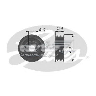 Ролик обводной (ролик ремня приводного mb w168/w169/w245/w414)