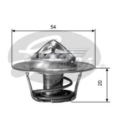 Термостат th00182g4 (7412-10230) (термостат с прокладкой)