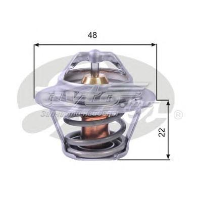 Термостат ford sierra 1.3-2.0 87-94 (термостат, охлаждающая жидкость)