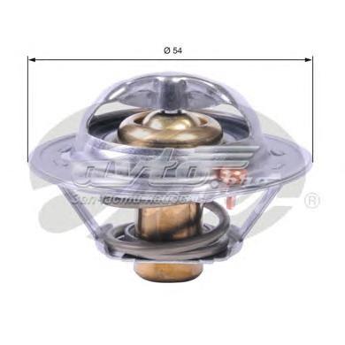 Термостат hyundai solaris 10-/elantra 06-/kia ceed 10-/cerato 06- (термостат, охлаждающая жидкость)