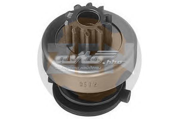 Бендикс стартера mercedes w201/w124 (zn0572 бендикс стартера\ mercedes w201/w124)