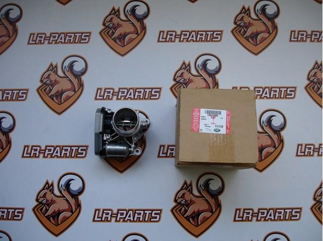 Дроссельная заслонка range rover evoque, freelander