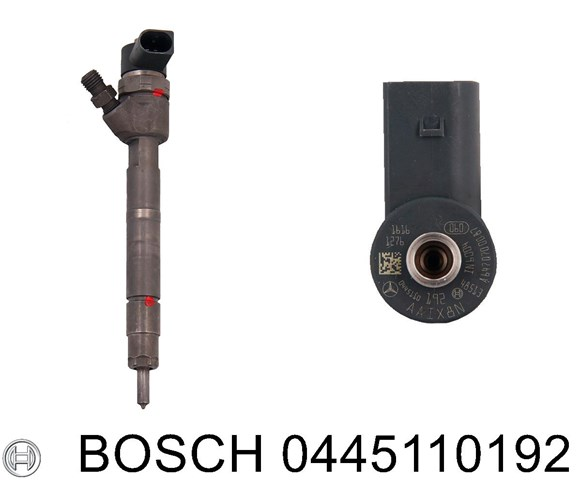 Форсунка bosch 2.2 cdi mercedes e-class w211 02-09,vito w639 03-10 б/у проверенная