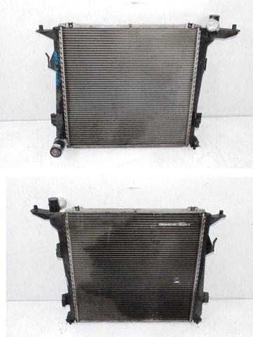 Радиатор основной под мкпп 2.0crdi hy