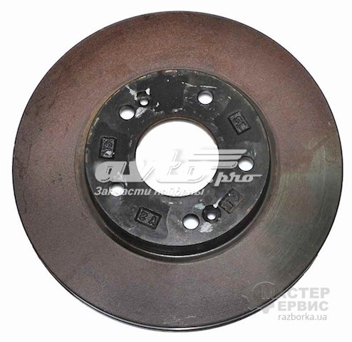 Тормозной диск перед вент d280