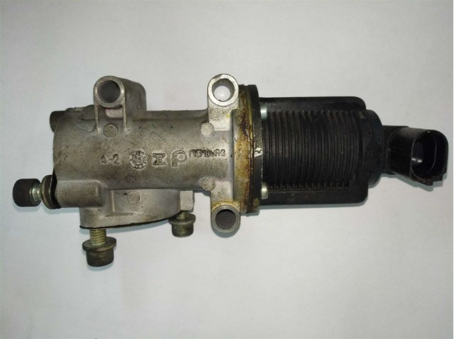 Клапан egr 2 пина электр 1.9jtd ft,1.9mjet