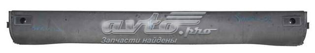 Бампер задний средняя часть mercedes-benz sprinter 901-905 95-06