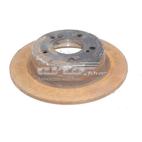 Тормозной диск d278 зад mercedes e-class w210 95-02   ое:a2034230112