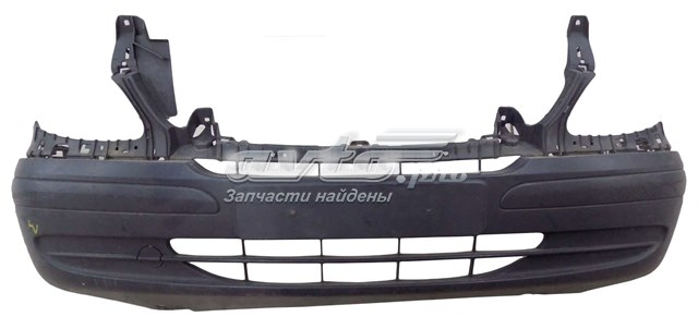 Бампер передний -10 mercedes vito w639 03-10   ое:a6398804270