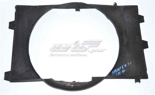 Диффузор основного радиатора mercedes-benz sprinter 901-905 95-06