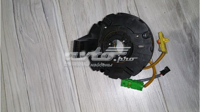 Кольцо airbag контактное, шлейф руля mercedes w203