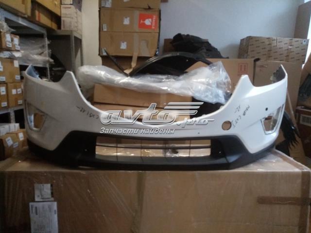 Бампер передний сх-5. под парктрон и без омывателя (можно вырезать)цвет белый и серый