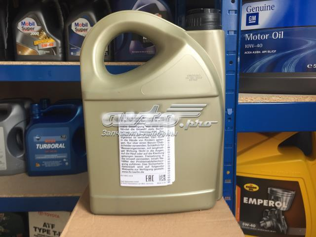 Gm motor oil dexos2 5w-30
