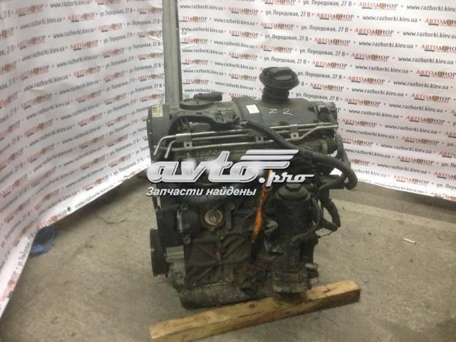 Двигатель для skoda fabia 1.9tdi 74 квт (atd)