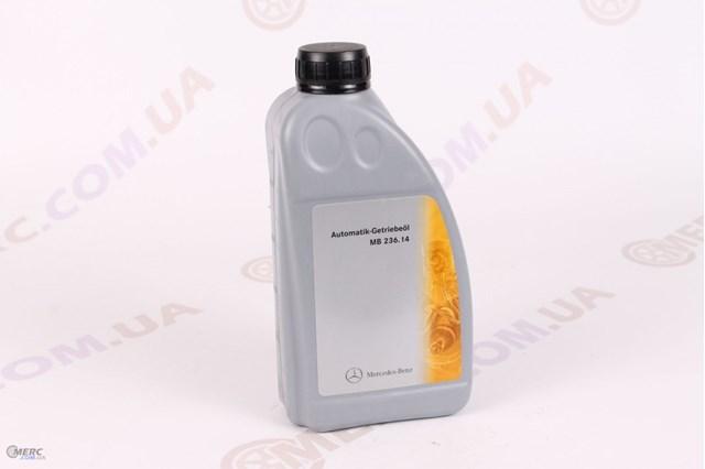 Масло mercedes для акпп 1l (mb 236.14)