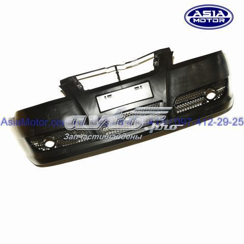 Бампер передний (asia-motor) chery amulet new 2011-