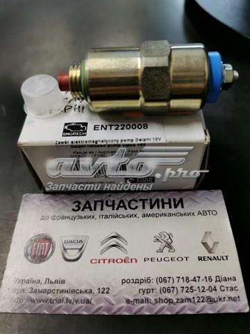 Клапан электромагнитный 12v 18w m14x1.5 синий тнвд cav 9108-073a