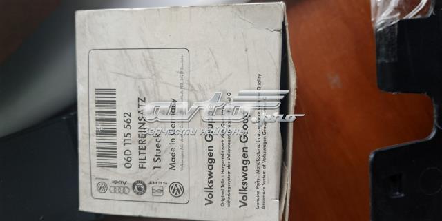Фильтр масла oct a5 2.0 110/147 kw ориг.