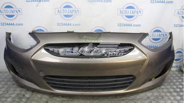 Hyundai accent rb 10-бампер передний