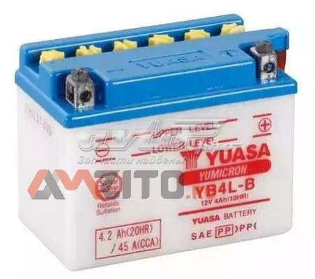 акумуляторна батарея, акб  YB4LB
