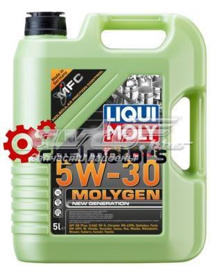 Ликвид Молли масло моторное 5w-30 9043
