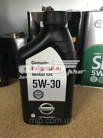 масло моторное полусинтетическое 999PK005W30N