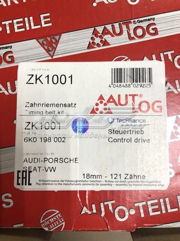 ремень грм, комплект  ZK1001
