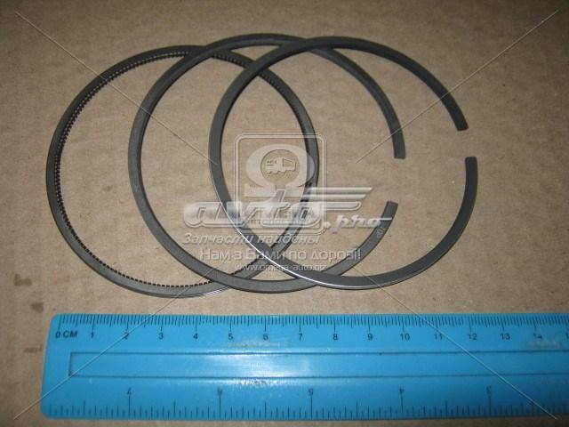 кольца поршневые на 1 цилиндр, 3-й ремонт (+0,75)  800003710080