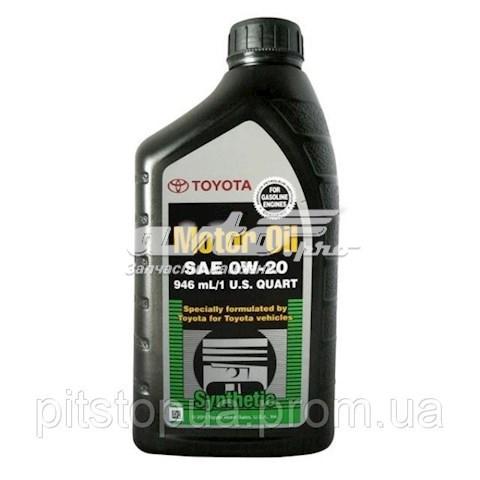 масло моторное 0w-20 002790WQTE