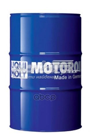 Масло моторное LIQUI MOLY объем, л: 60