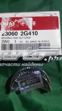 230602G410 Hyundai/Kia шатунні вкладиші колінчастого вала (1 пара (к-т на