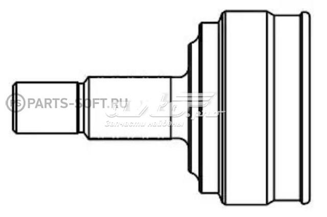 шрус наружный передний/задний  851020