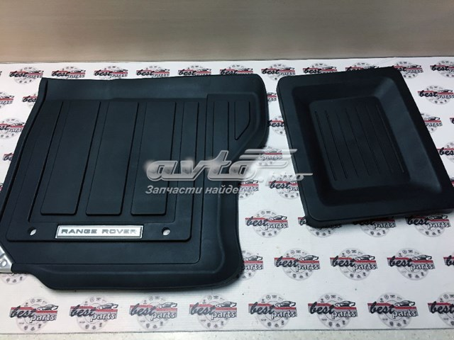 коврики передние + задние, комплект  VPLGS0150