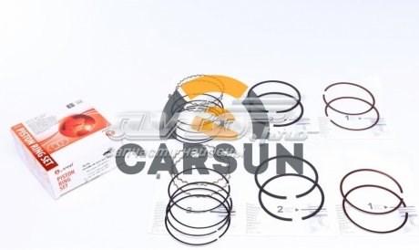 кольца поршневые комплект на мотор, 1-й ремонт (+0,25)  PRDAE493538025SET